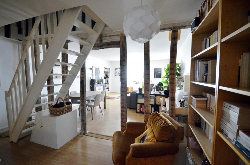 Appartement duplex 3 pièces 82 m²