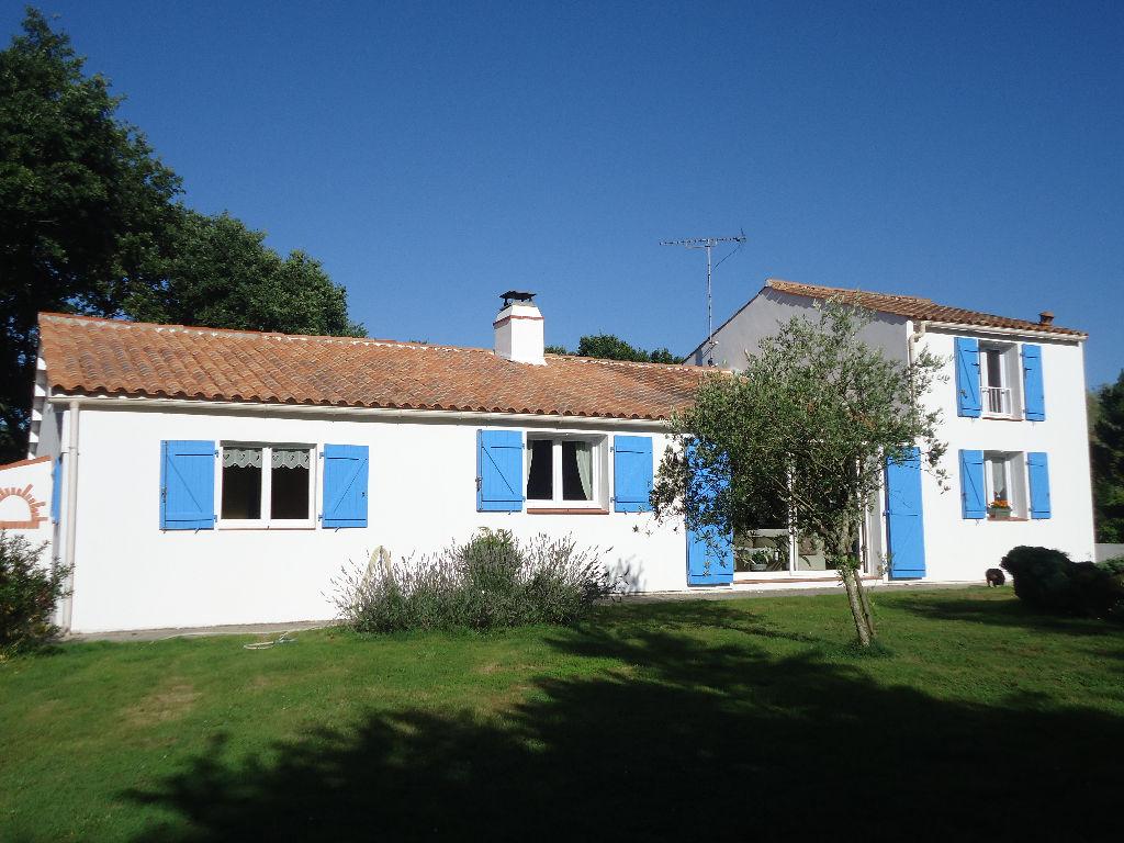 Maison La Garnache 6 chambres - Quartier recherché