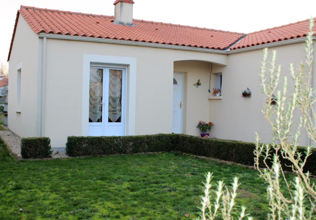 Maison Saint Philbert De Grand Lieu 5 pièce(s) 101m2