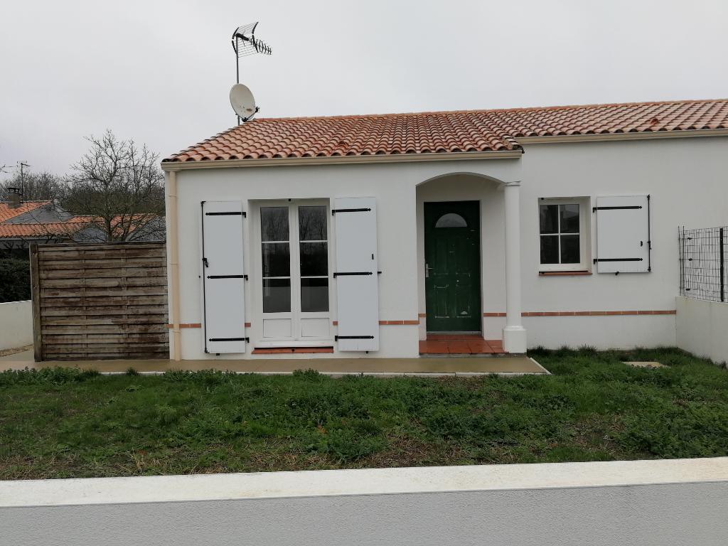 Maison Machecoul - 3 pièces 58 m2