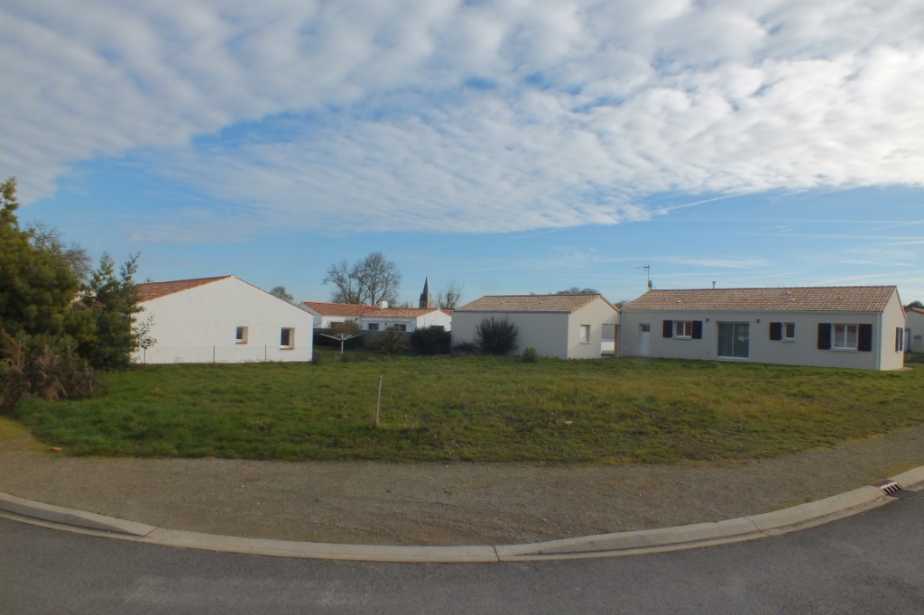 TERRAIN 643 m² - CHATEAUNEUF