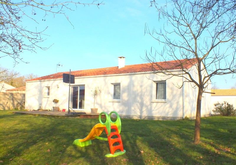 Maison à Froidfond - 104m² - 5 pièces