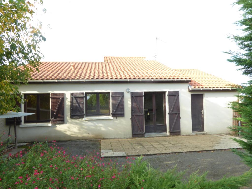 Maison MACHECOUL