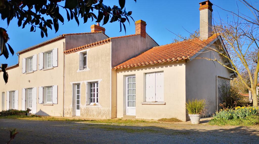 La Garnache - Ensemble immobilier