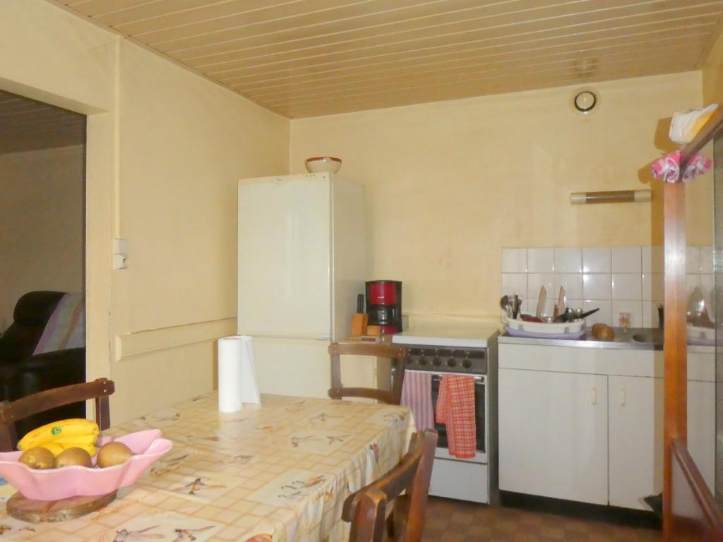 Machecoul centre ville - Appartement T2 en RDC - gare à pieds