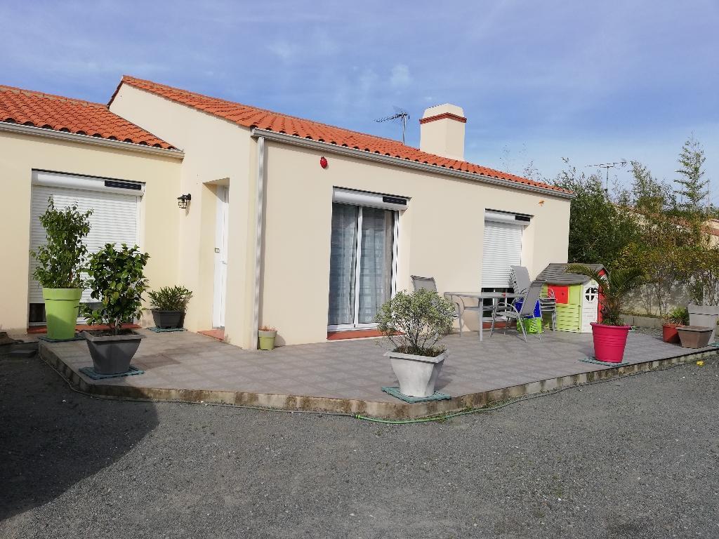 Maison Challans 3 Chambres 108.25 m2