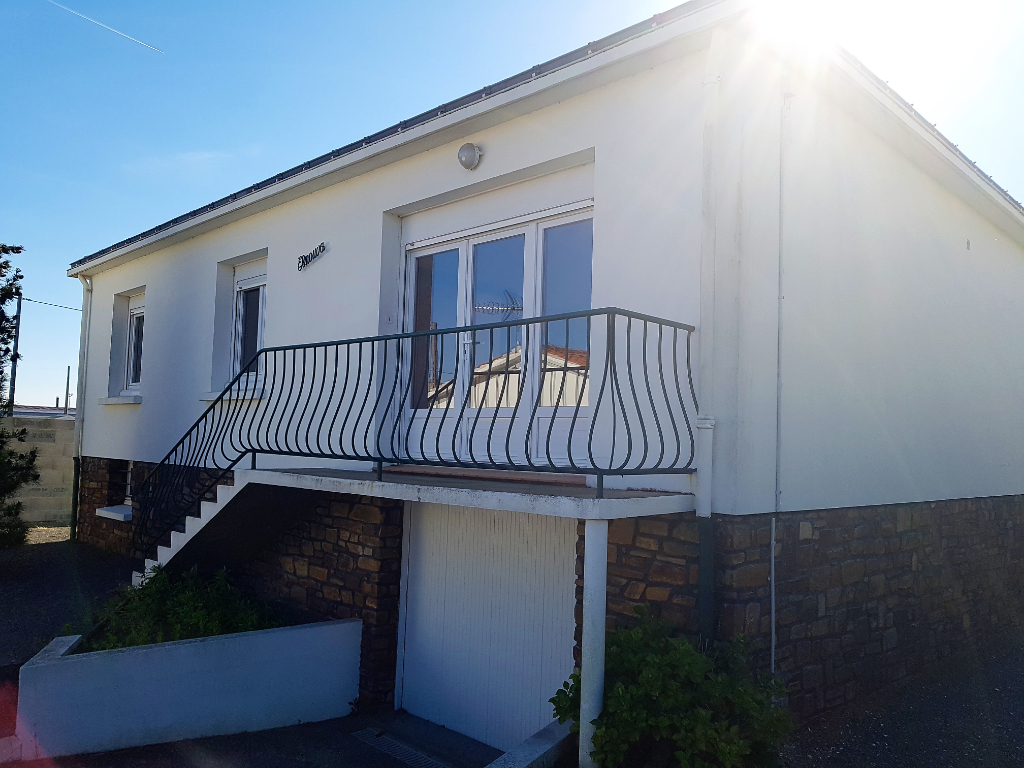CHALLANS - Maison à vendre 3 chambres