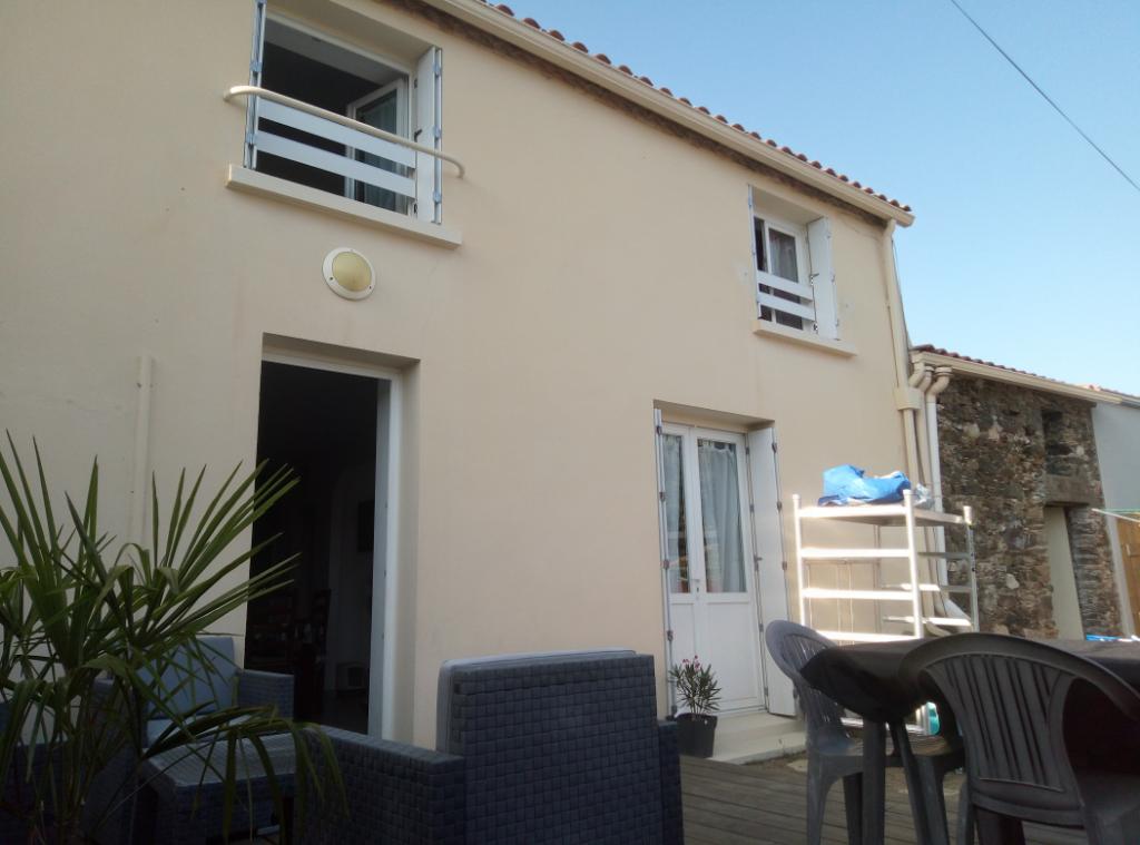 Maison St Philbert De Grand Lieu 4 pièce(s) 84 m2