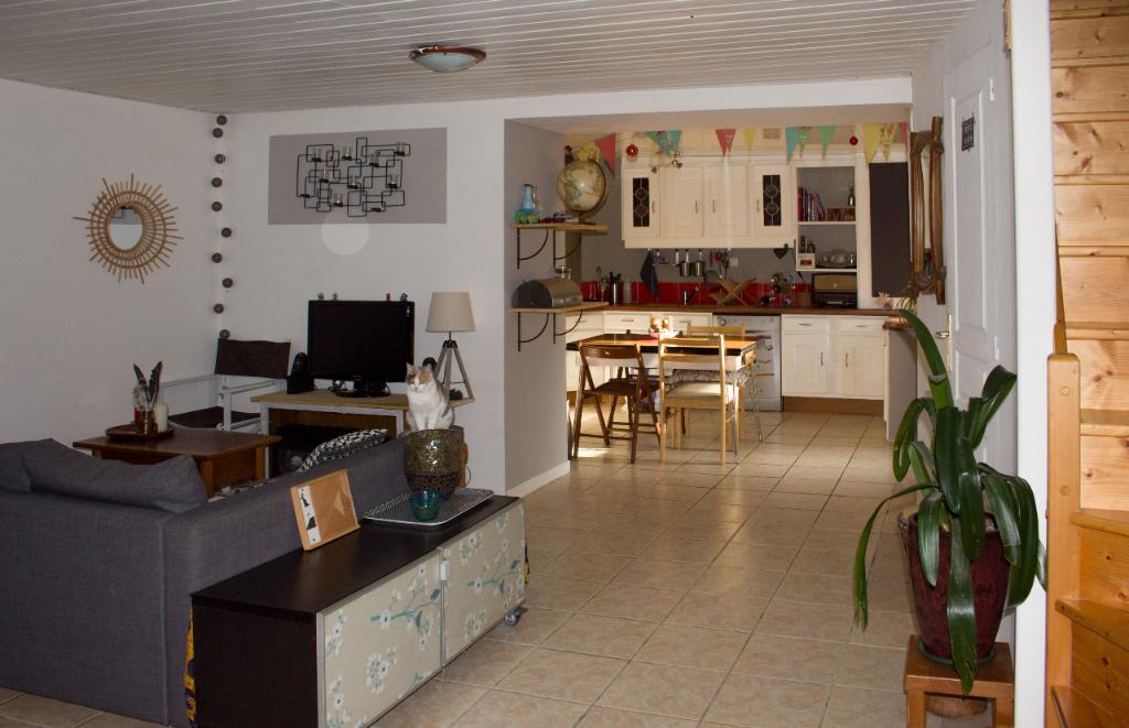 Maison Corcoué Sur Logne 3 pièce(s) 72 m2