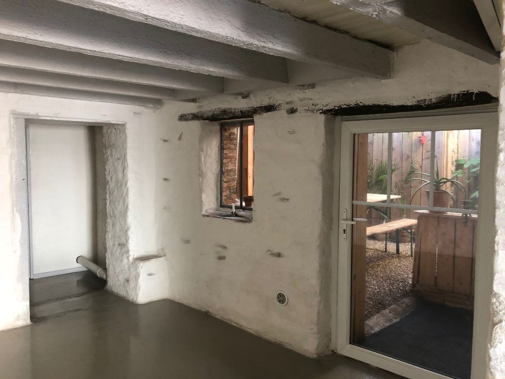 Appartement et local Bouguenais Bourg 134 m2