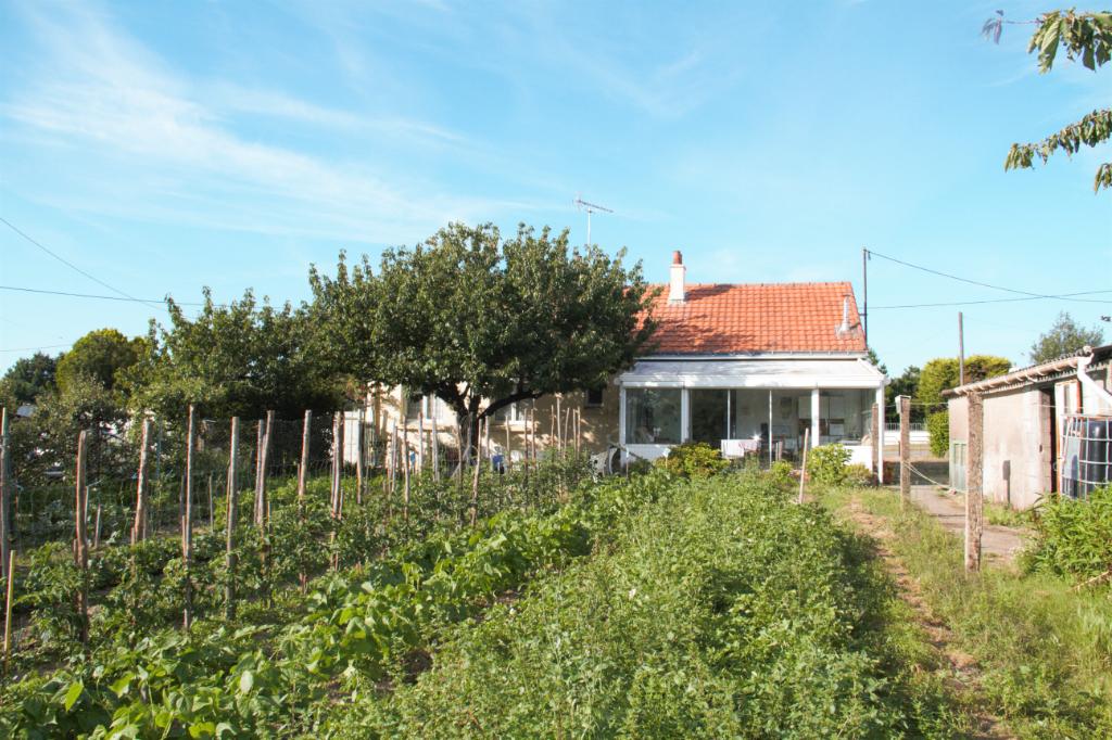 Saint Mars De Coutais - Maison 5 ch + garage