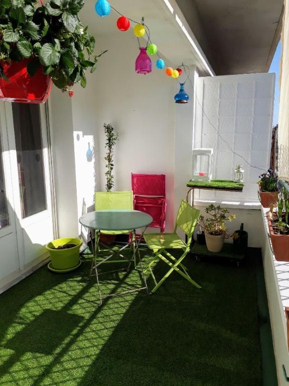 Appartement 5 pièce(s) 107 m2 Saint Nazaire