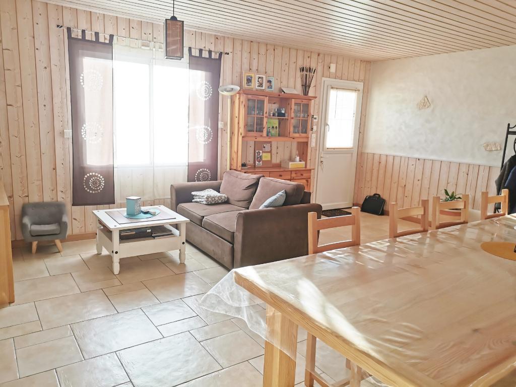 Maison 4 chambres, 146m² Froidfond