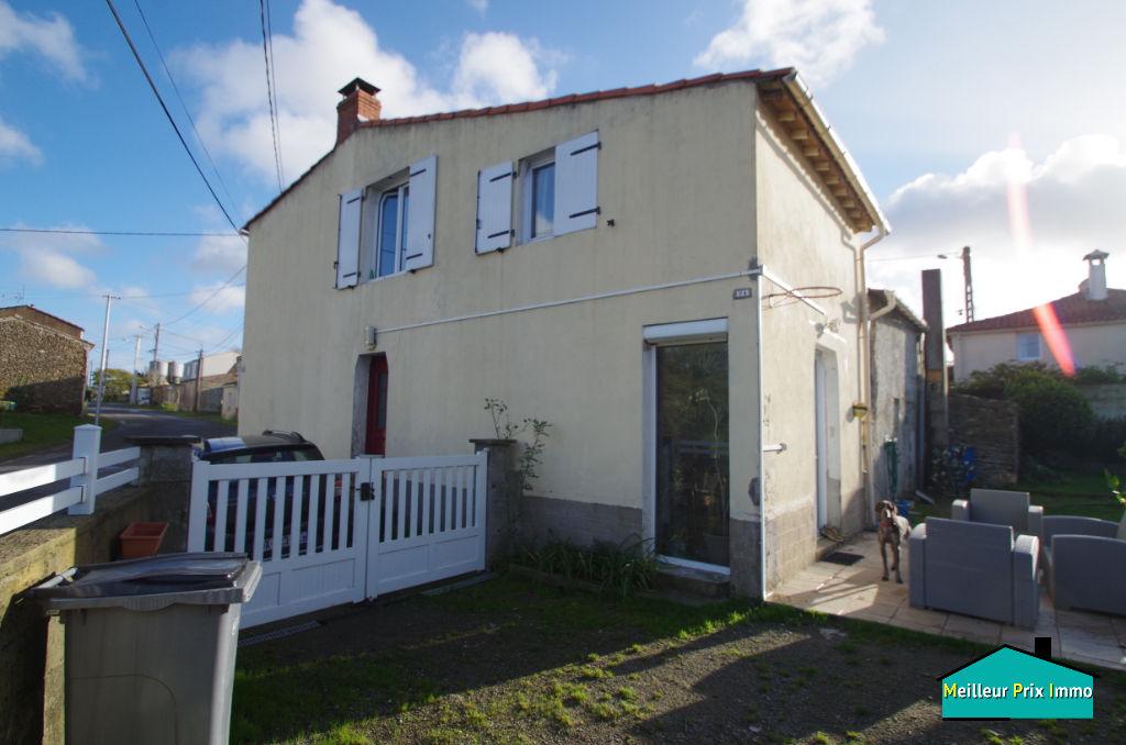 Maison Corcoué Sur Logne 5 pièce(s) 121 m2