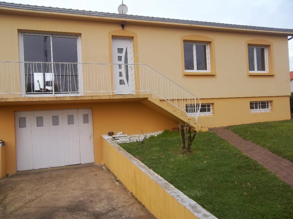 Maison 5 pièces de 89 m²