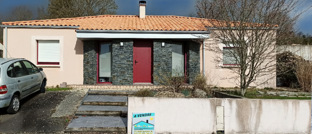 Maison 120 m² - St Etienne du Bois