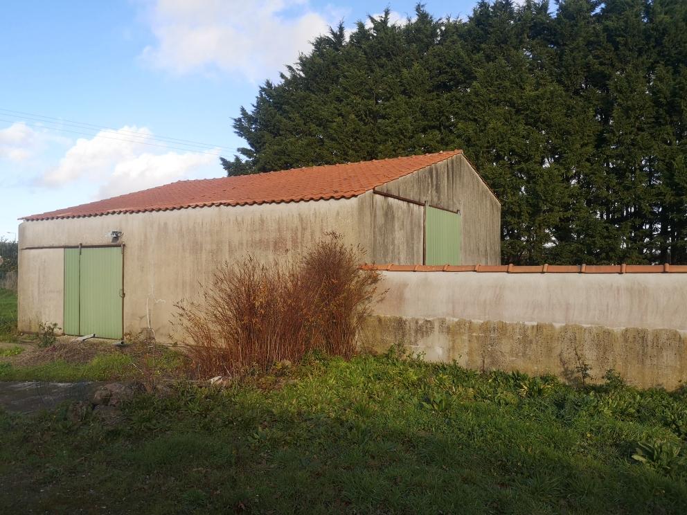 Terrain d'environ 750 m² - dépendance d'environ 85 m²