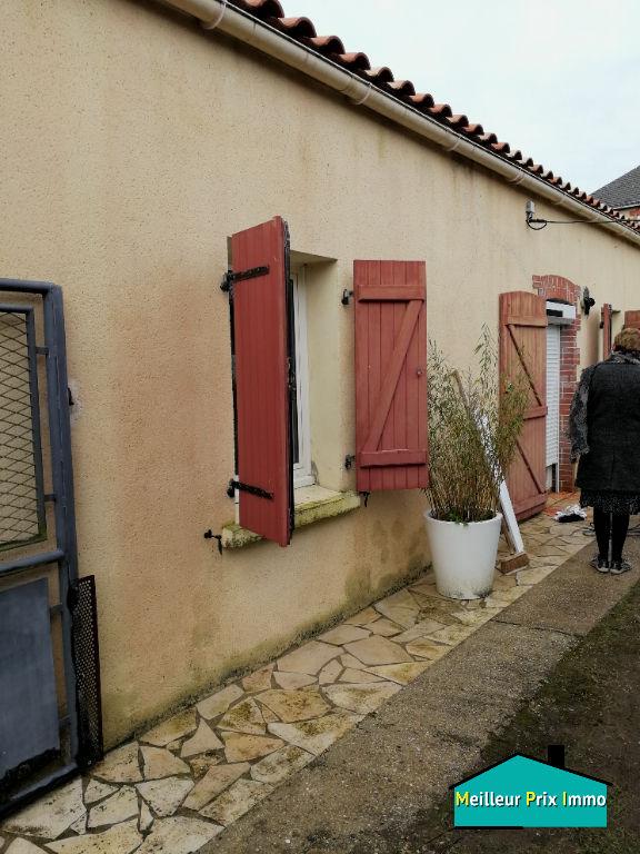 Maison Touvois 3 pièce(s) 69 m2