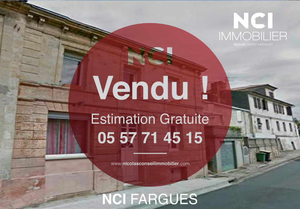 Maison proche Camblanes - 3 pièce(s) 106.87 m2