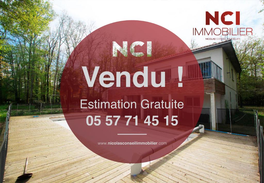 Proche Camblanes maison de type 7  d'env 230 m²