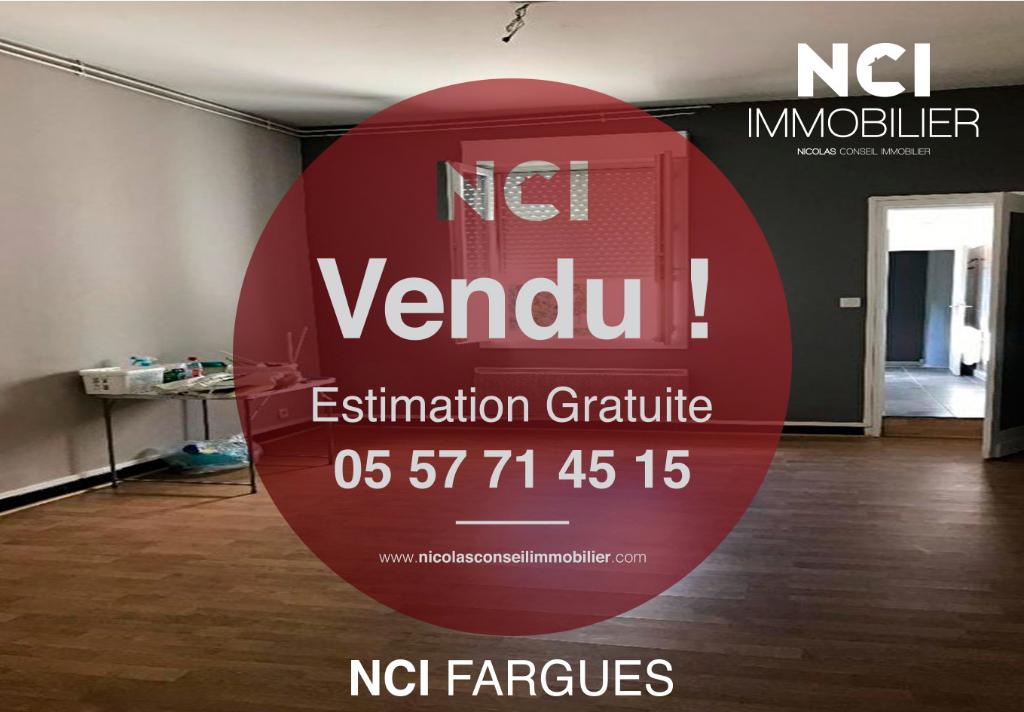 Maison Bordeaux 4 pièce(s) 64 m2
