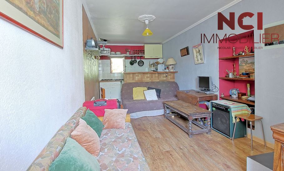 Maison de 53m2 + studio 38m2 avec jardin