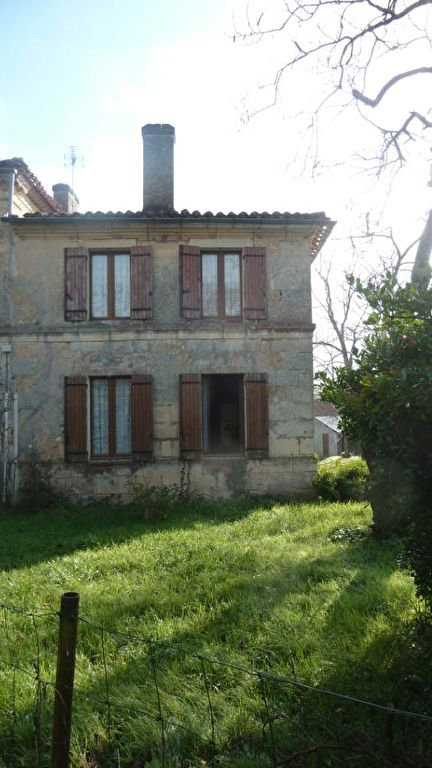 Maison Fargues St Hilaire 3 pièce(s)
