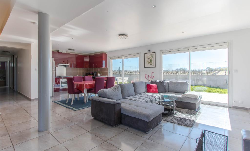 EXCLUSIVITE : Jolie Maison récente de 2014  d'env 170 m²