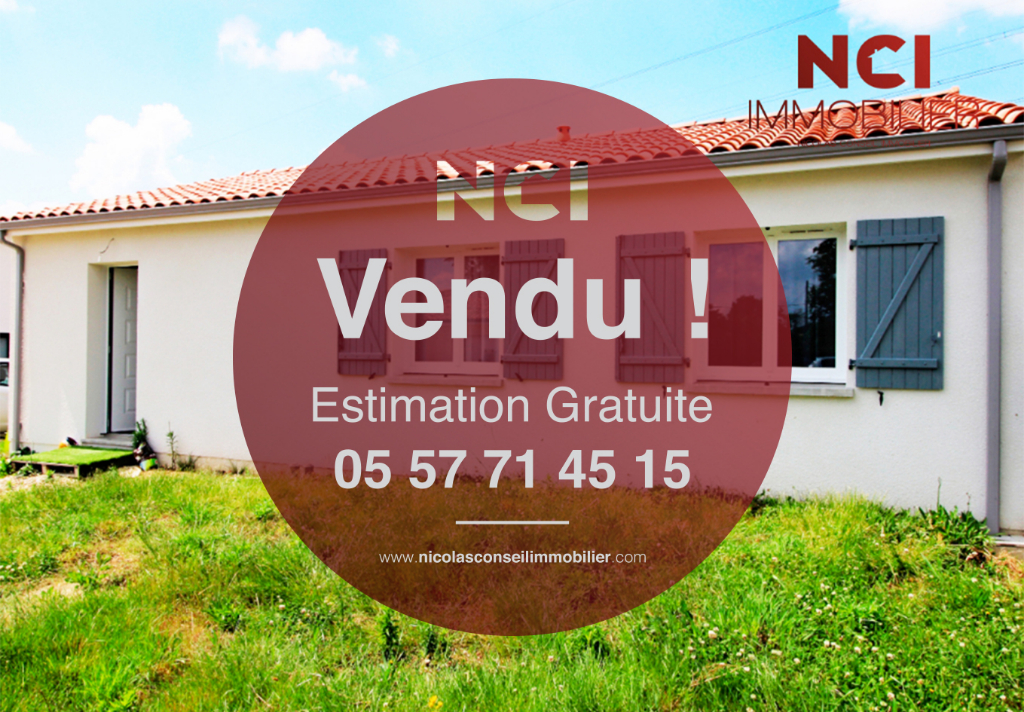 Maison Camblanes Et Meynac 4 pièce(s) 85 m2