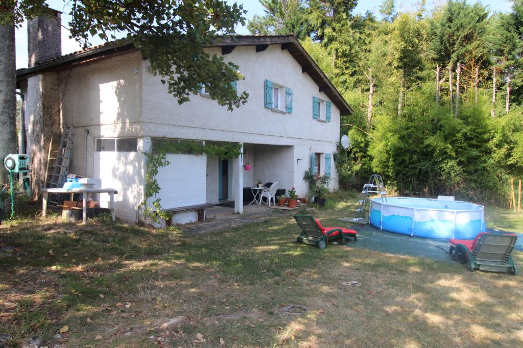 Maison Camarsac 5 pièce(s) 126 m2