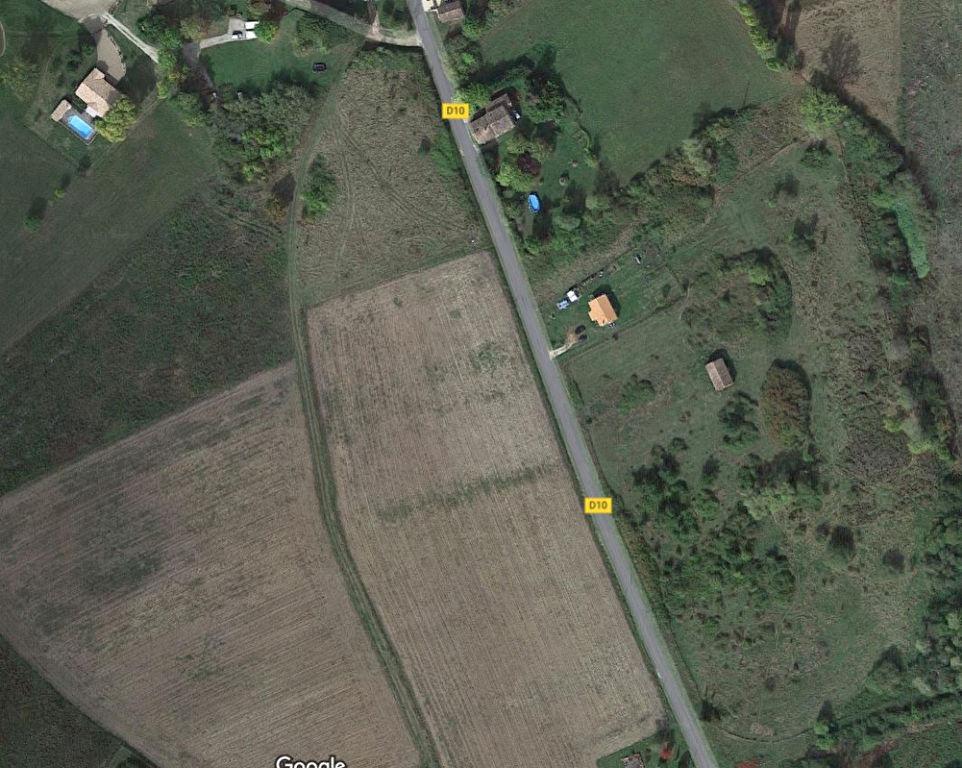 Terrain Villefranche De Lonchat 2163 m2