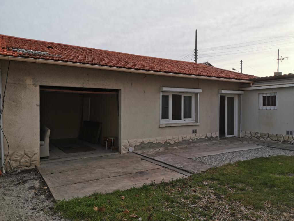 Maison Cenon 2 pièce(s) 42.50 m2