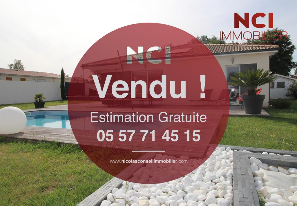 Maison Camblanes Et Meynac 4 pièce(s) 100 m2