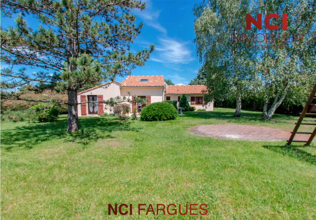 Belle Maison Familiale à 5mn de Fargues St Hilaire
