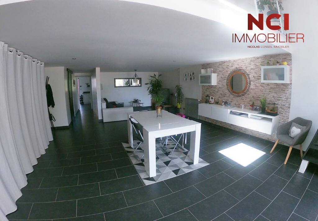Maison en pierre de 115m² Style moderne !