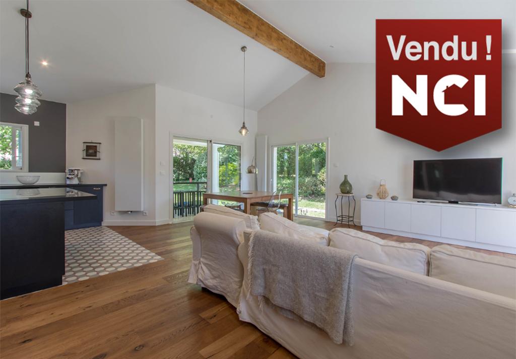 Maison contemporaine CENAC 140 m2