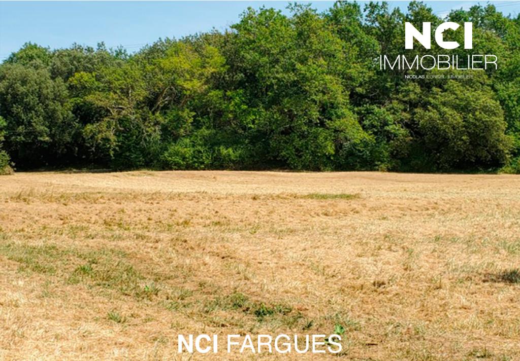 PROCHE FARGUES - Terrains viabilisés situés dans un environnement exceptionnel !