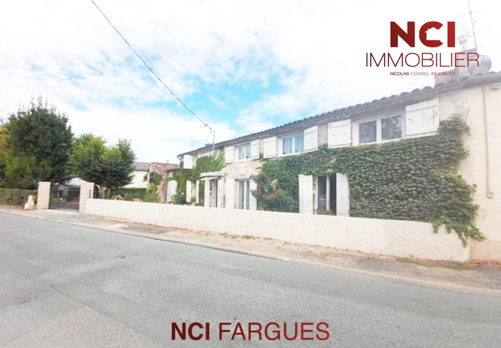 A 4km de Montcaret, Maison 5 pièce(s) 170 m2