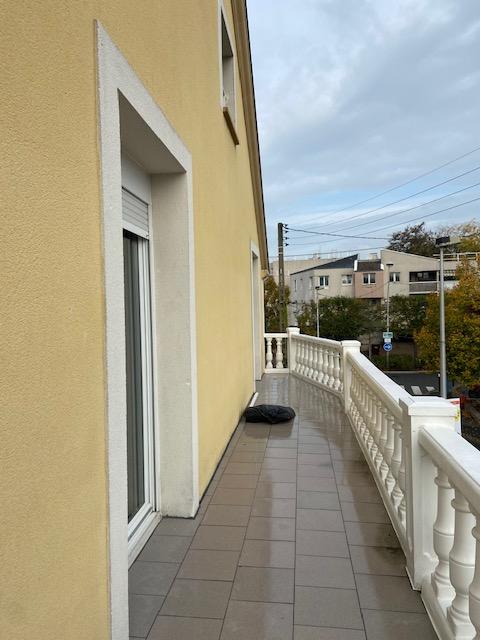 Aulnay Sous Bois- Chanteloup- Appartement 2/3 pièce(s) 46 m2