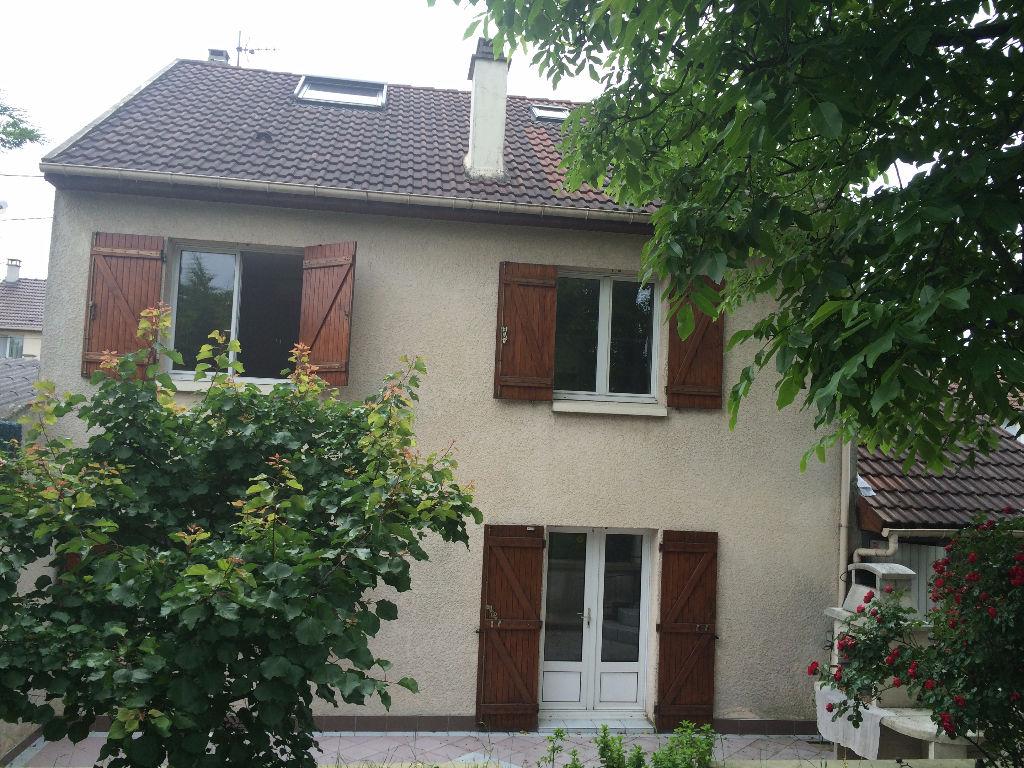 AULNAY-SOUS-BOIS- Quartier de l'Europe- Maison 7 pièces
