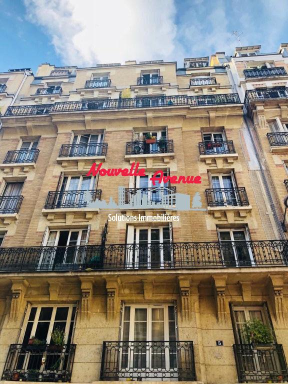 Appartement Paris 3 pièce(s) 57.30 m2