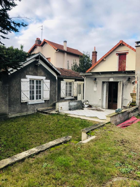 AULNAY SOUS BOIS - Nonneville - Maison 4 pièces
