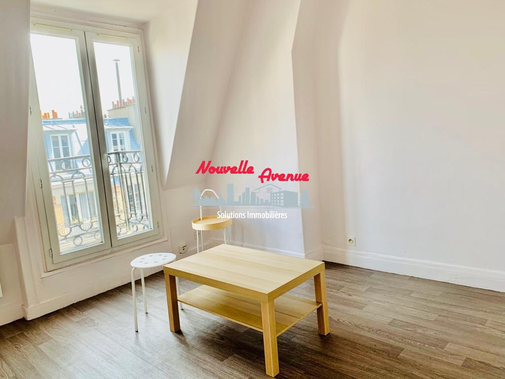 Paris -  GAMBETTA - Appartement 2 pièces 27 m²
