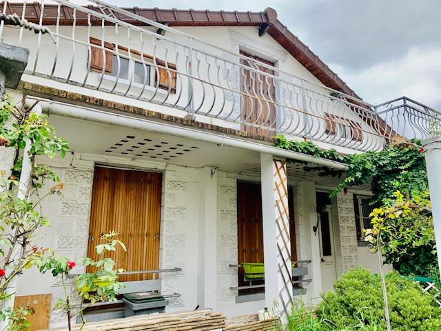 Bondy- VERDIER- Maison 4 pièces 70m²