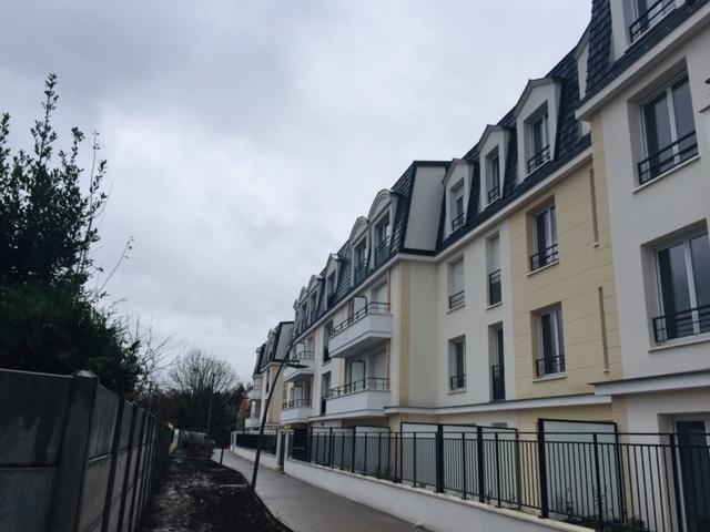 Aulnay Sous Bois - Hôtel de Ville -2 pièce(s) 42.79 m2