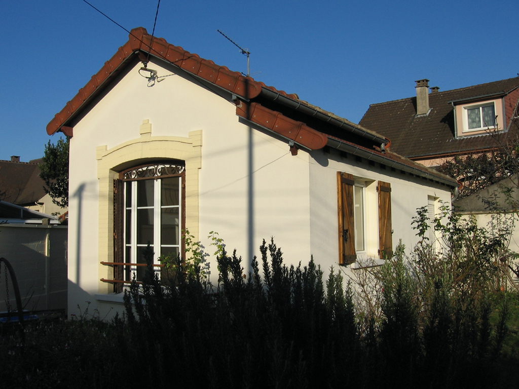 Aulnay-sous-Bois - Hôtel de Ville - Maison