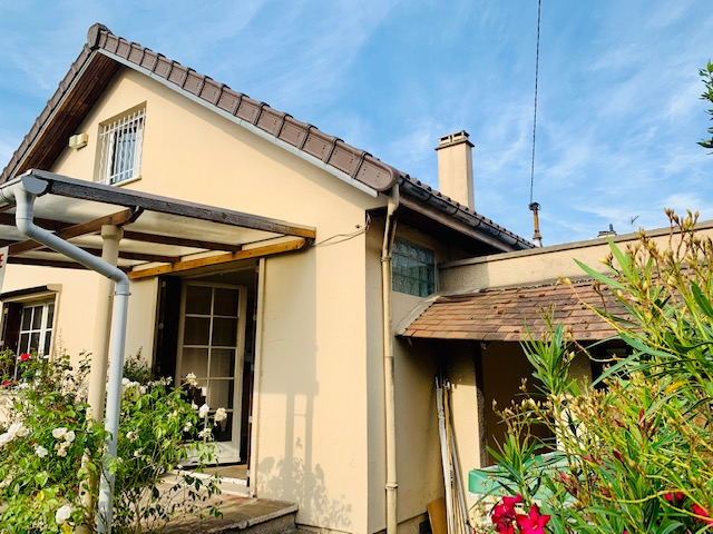 Aulnay Sous Bois- SUD - Maison 5 pièces 90 m²