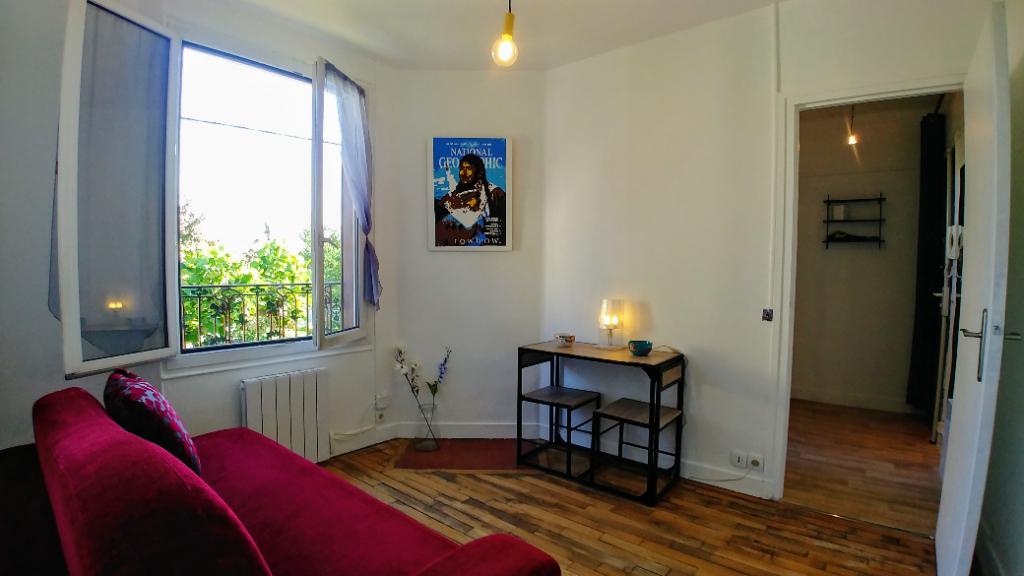 Aulnay Sous Bois- Centre Gare- Appartement 2 pièces 26 m2