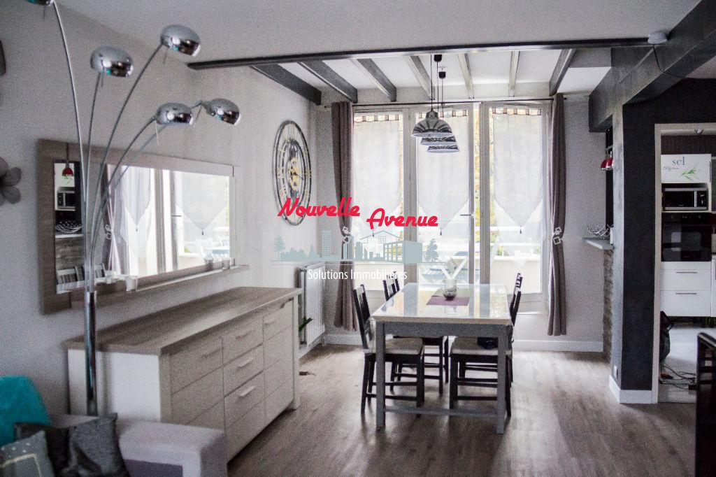 Aulnay sous Bois - Gros Saules - Appartement 4 pièces 79m²