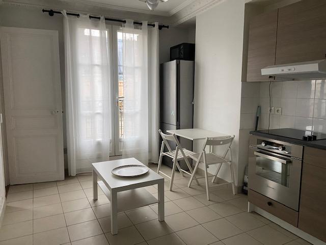 Paris -  GAMBETTA - Appartement 2 pièces 27.25 m²